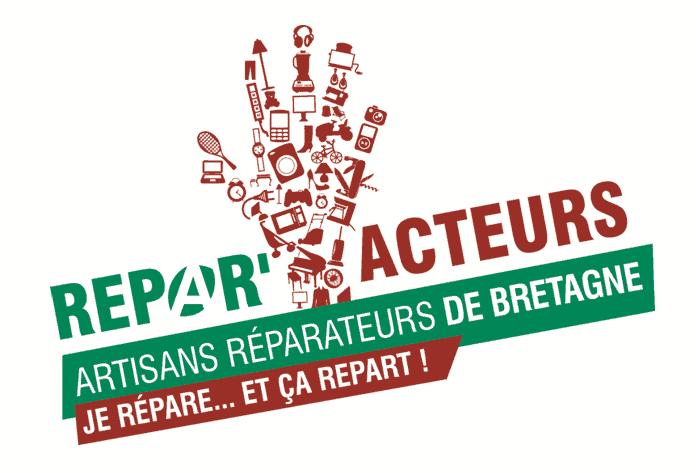 Logo repar acteur