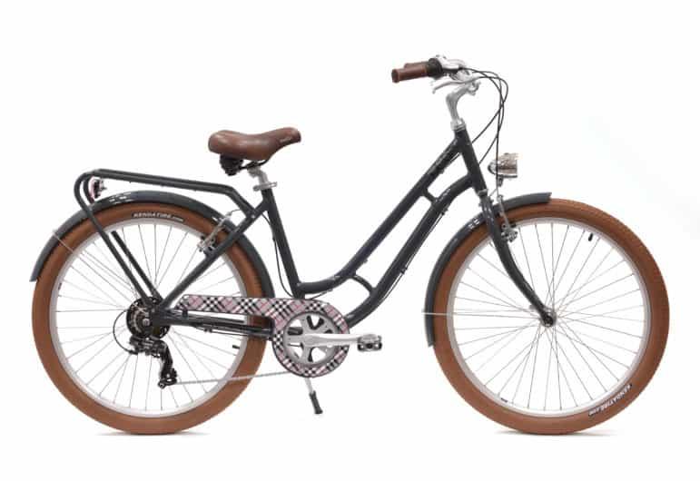 Vélo Arcade 1903 Fashion Gris Ardoise 2019 GERALD SERVICES