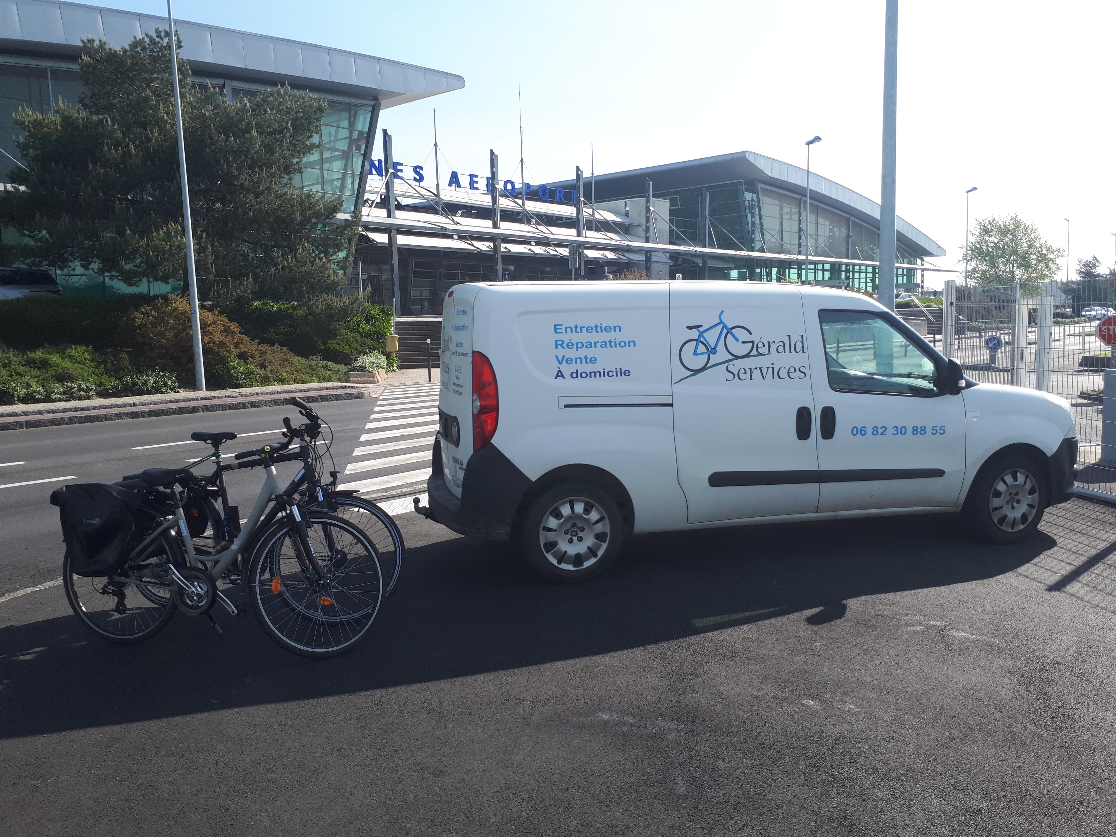 Aéroport de Rennes GERALD SERVICES