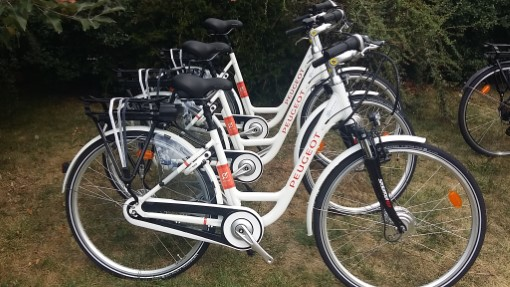 Entretien flotte vélo 35