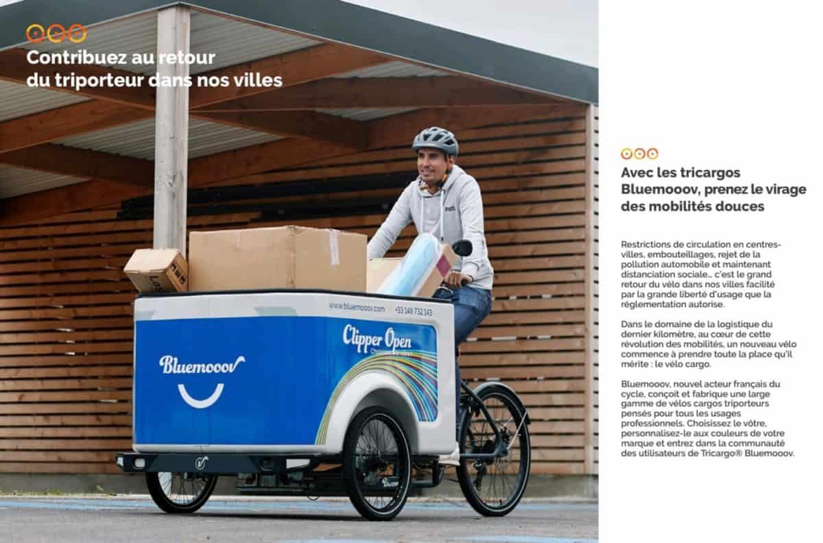 Bluemooov Clipper Open GERALD SERVICES